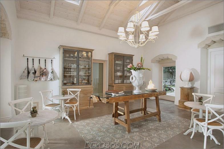 Italienisches Gästehaus in Lecce