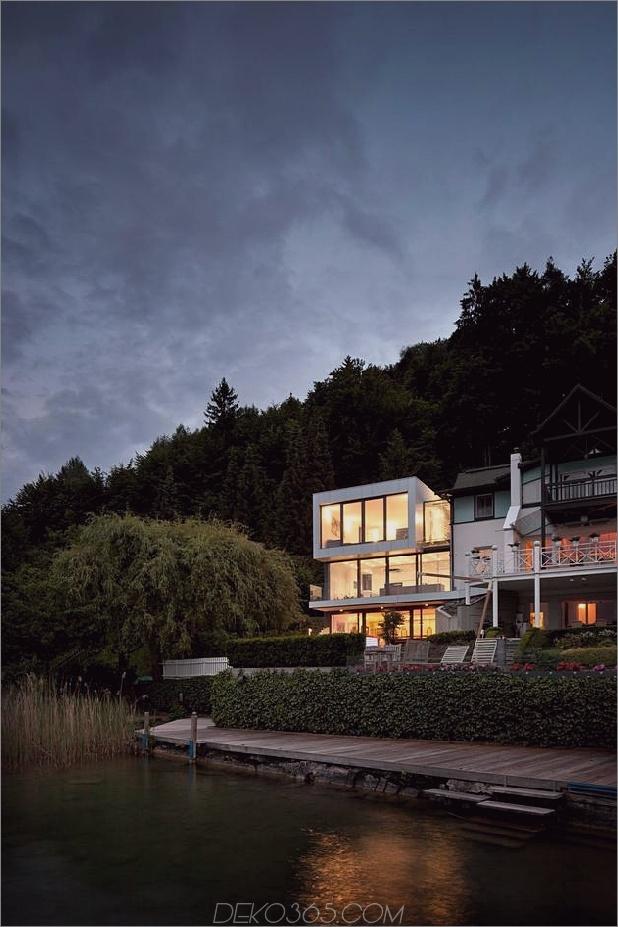 Das 3-stöckige Haus verfügt zusätzlich über Dockside-Ansichten. 1 Dock-Daumen 630 x 945 26827 3-stöckiges Haus: Addition nutzt Dockside-Ansichten