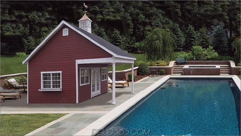 Landhaus mit kleinem Pool