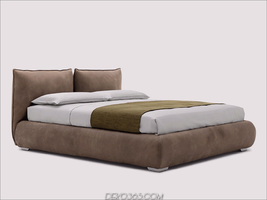 35 Trendige weiche Betten, die wie Wolken sind_5c590fe9db198.jpg