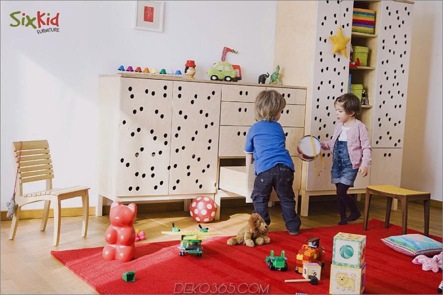 35 Verspielte zeitgenössische Kinderzimmer-Designs_5c591031540fc.jpg