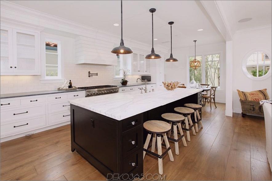 Zweifarbige-Küchenschränke-Schwarz-Weiß-