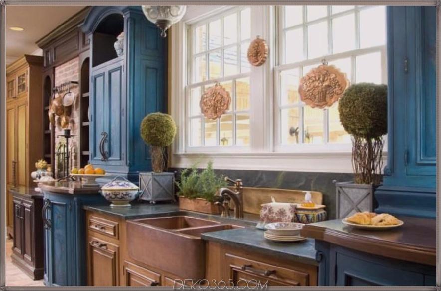 Zweifarbige-Küchenschrank-Ideen