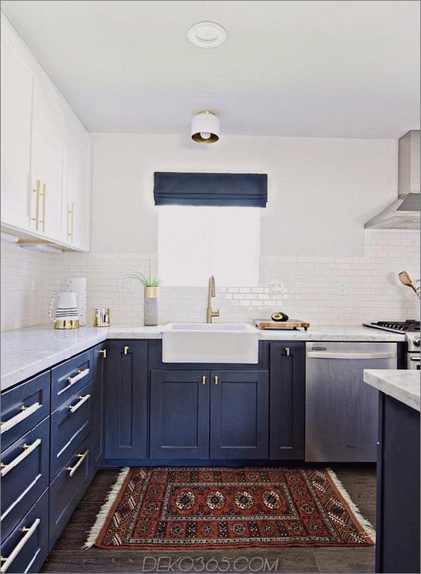 2-zweifarbige-Küchenschränke