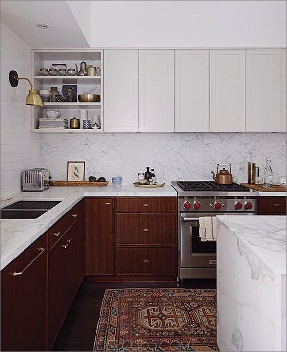 3-zweifarbige-Küchenschränke