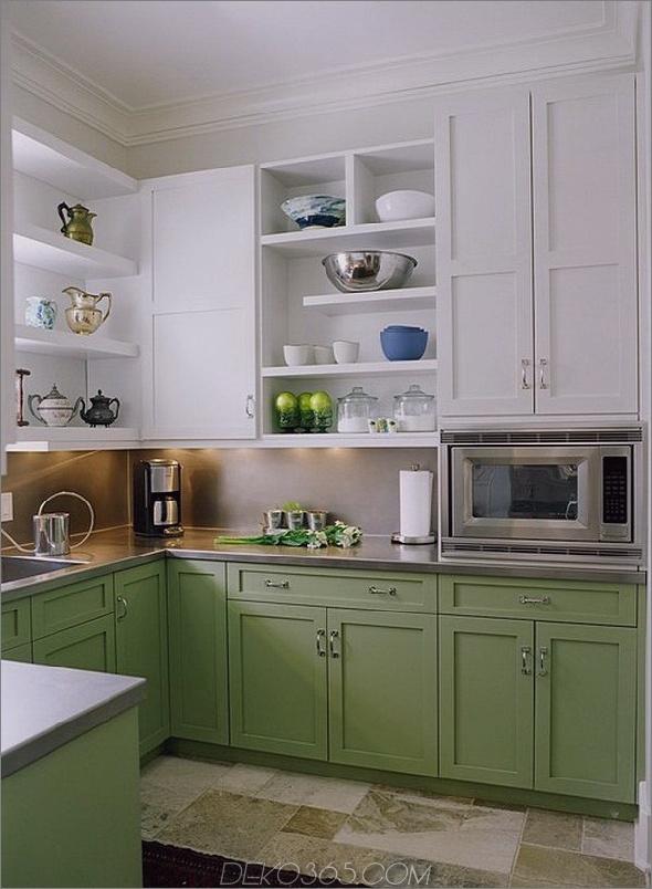 5-zweifarbige-Küchenschränke