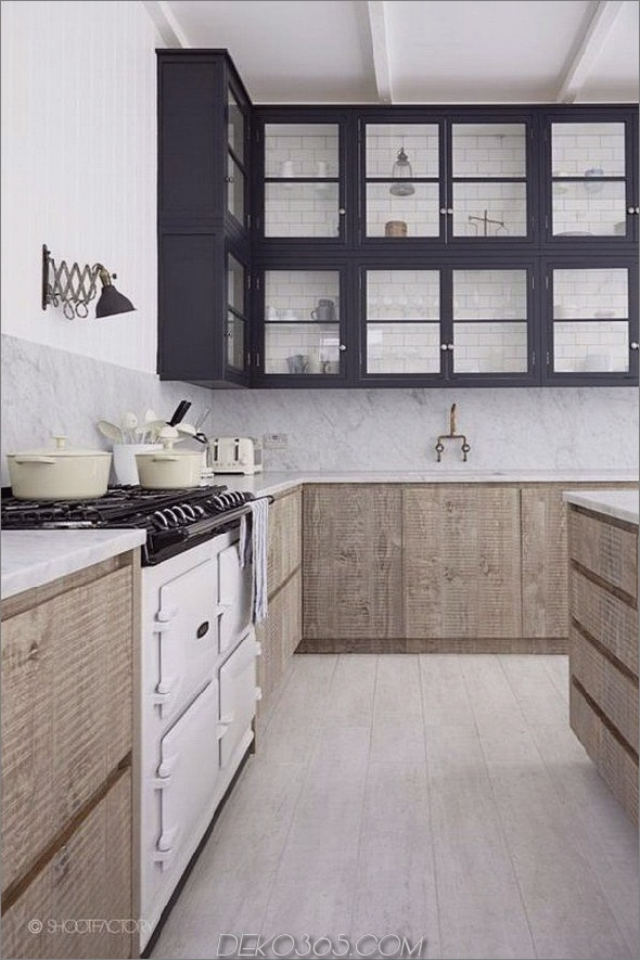 16-zweifarbige-Küchenschränke
