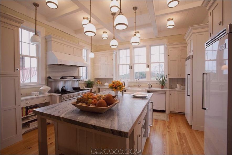 Traditionelles Küchen-Design