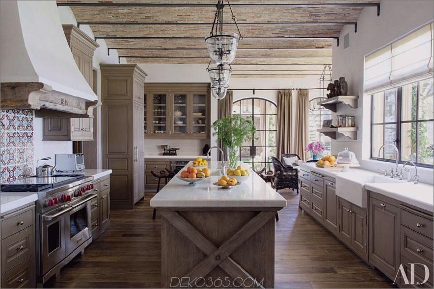 Edelstahlakzente für die Küche