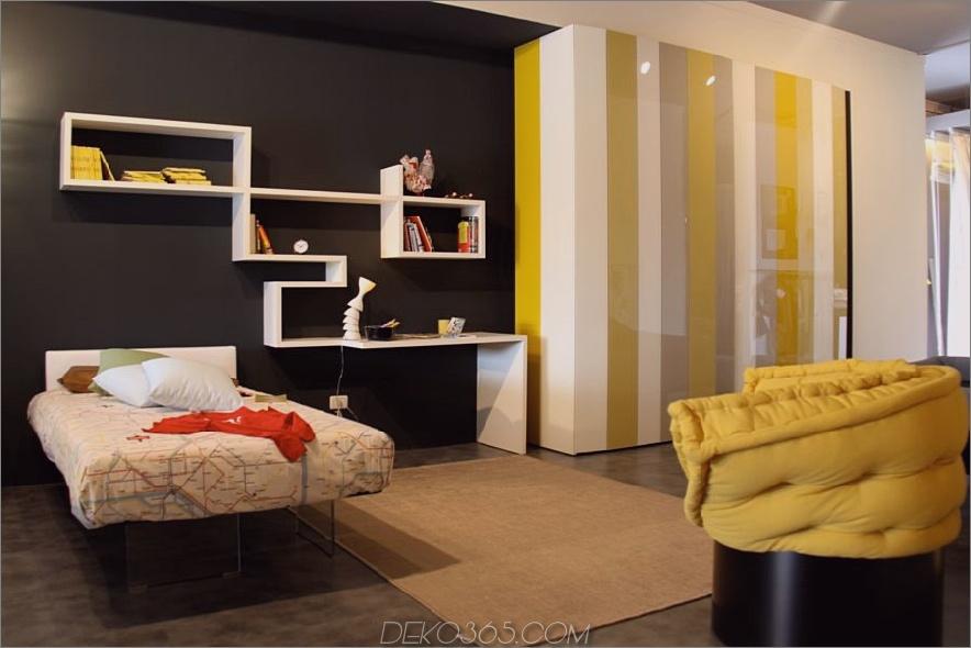 24-Gelb-Grau-Schwarz-Schlafzimmer