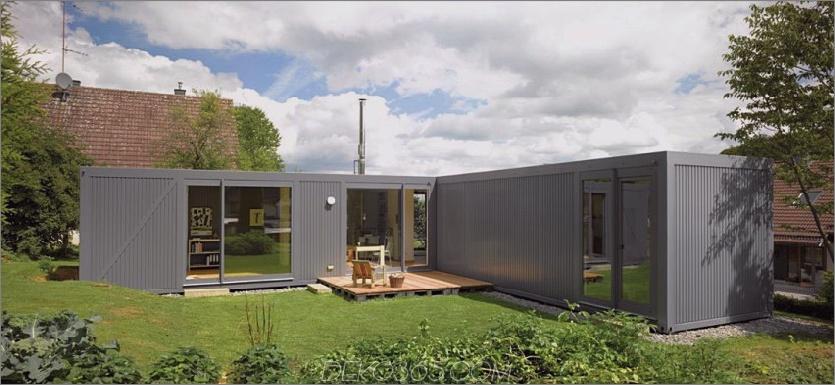 Containerliebe von LHVH Architekten