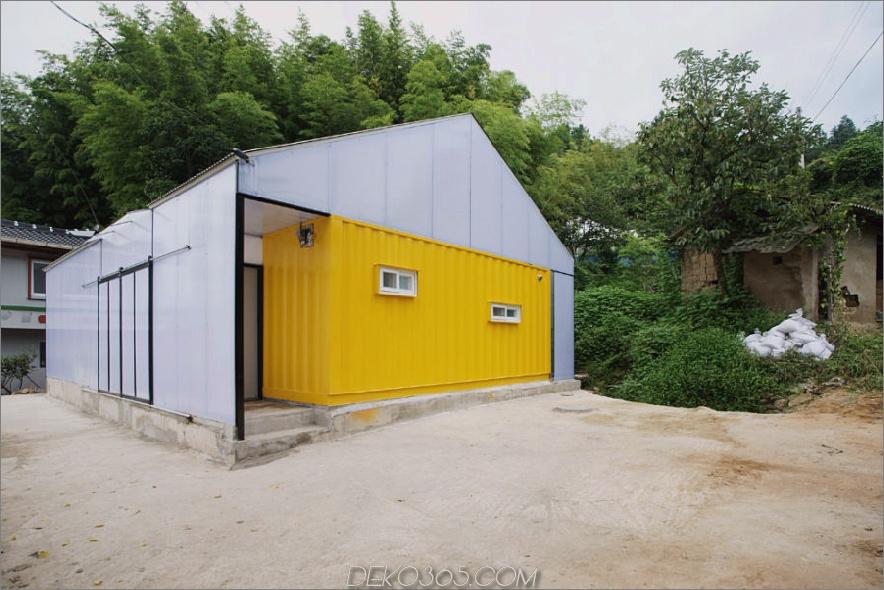 Low Cost House von JYA-RCHITECTS