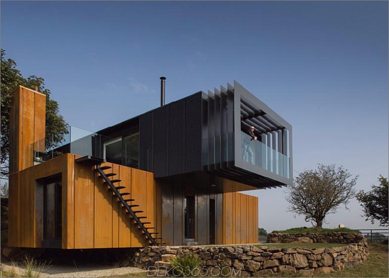 Grillagh Water House von Patrick Bradley Architects