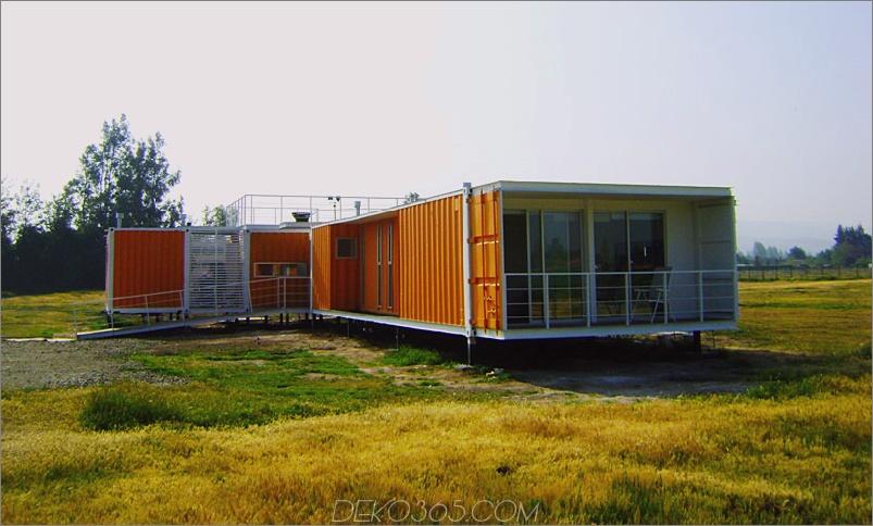 Liray-Haus, Chile