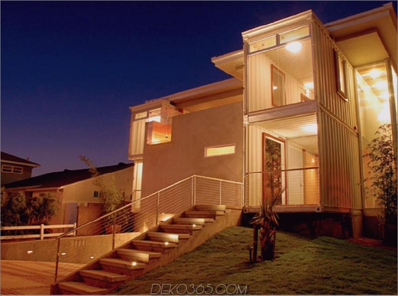 Redondo Beach Versandbehälter Haus