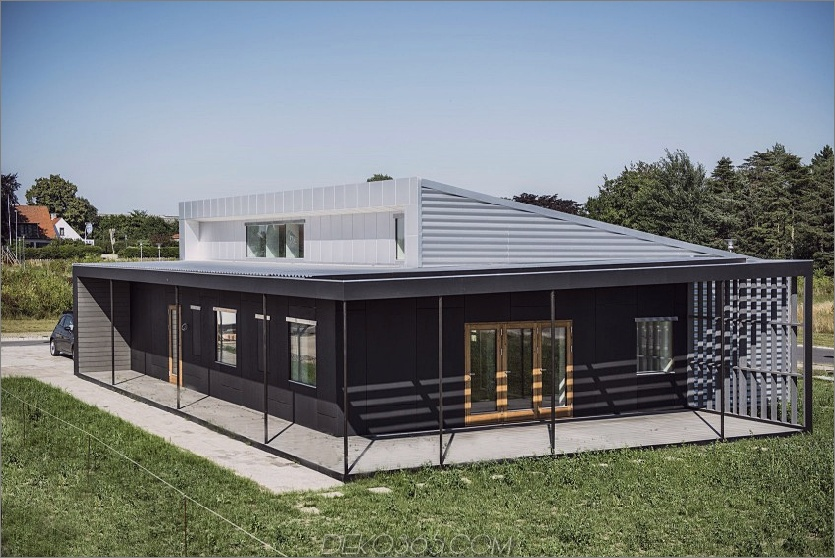 Upcycle House von Lendager Arkitekter