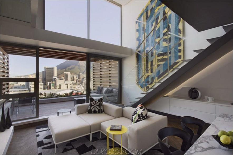 Duplex-Penthouse am Wasser in Kapstadt 900x599 42 Erstaunlich stilvolle Duplex-Penthäuser