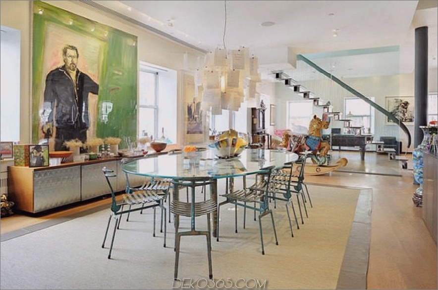 Luxus-Penthouse in New York