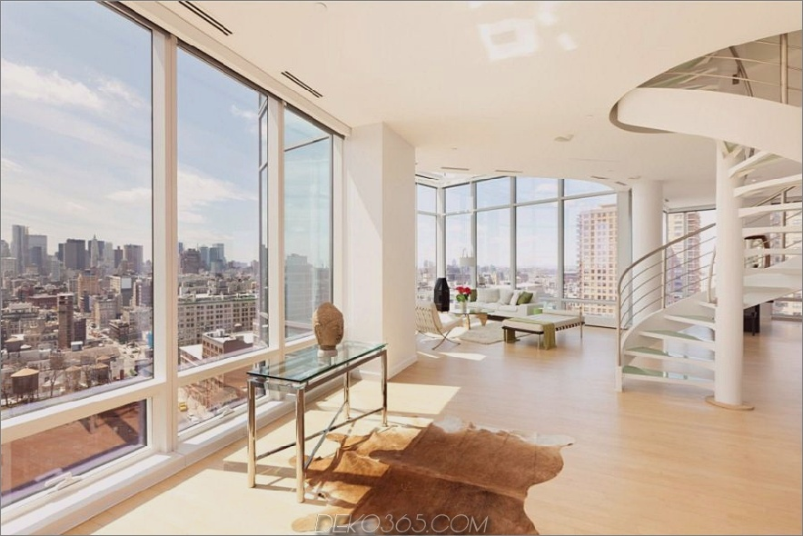 Duplex Penthouse im Astor Place Tower
