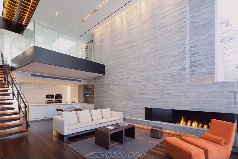 73. St Penthouse von Turett Collaborative Architects