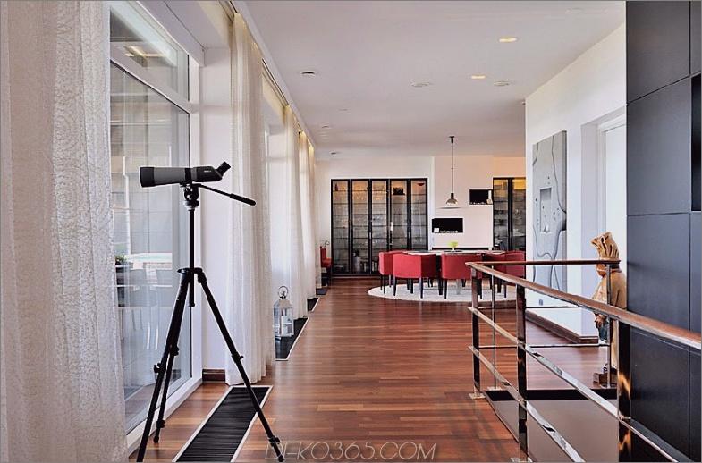 Schönes Duplex Penthouse in Schweden