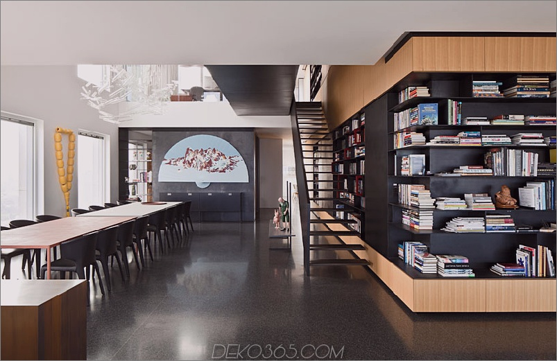 Duplex Penthouse von Pitsou Kedem