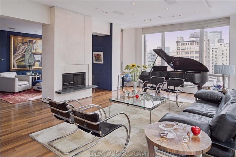 Duplex Penthouse in Chelsea