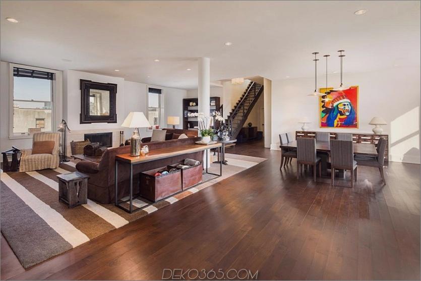 Duplex Penthouse in SoHo