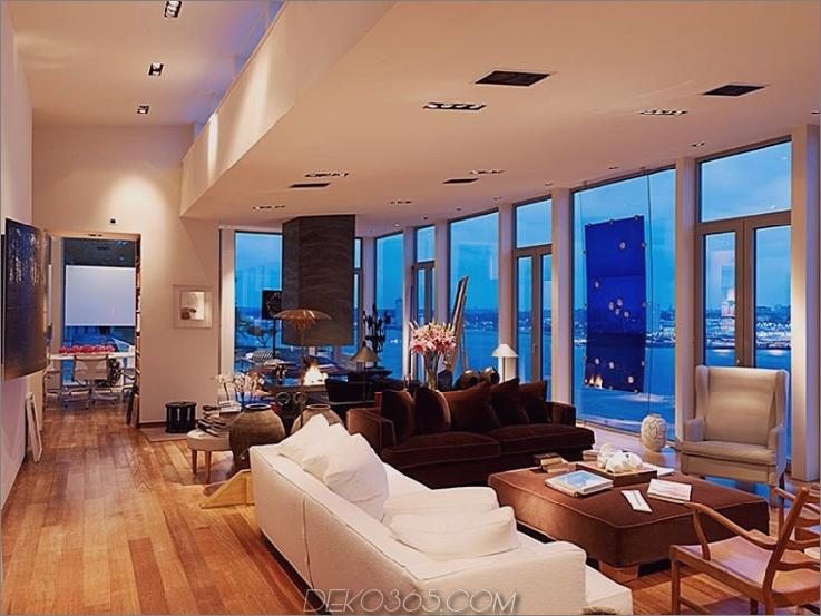 Duplex Penthouse in Stockholm