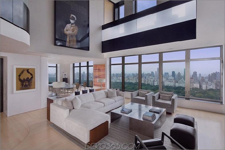 Exklusives Duplex Penthouse in Manhattan
