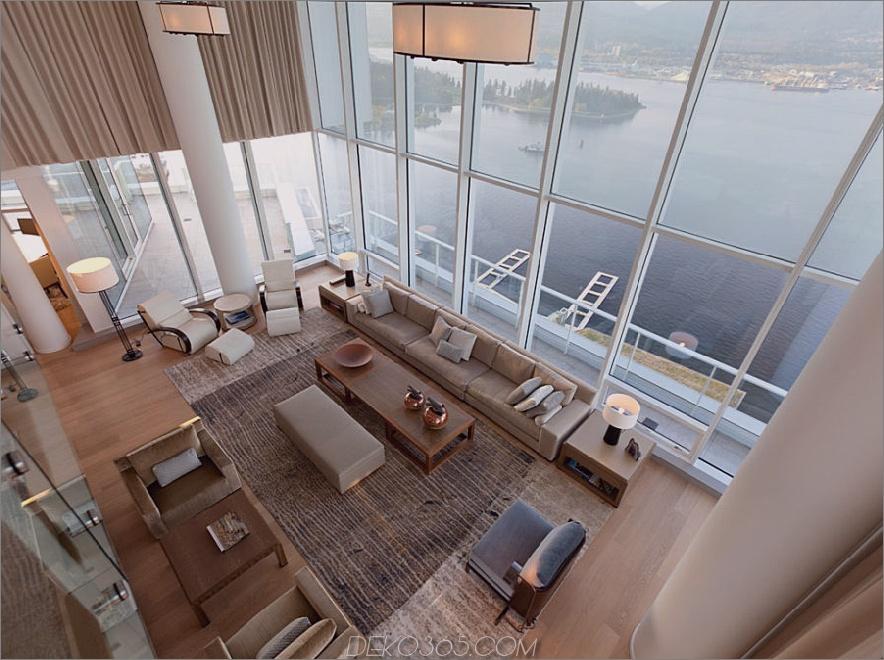Fairmont-Penthouse von Robert Bailey Interiors