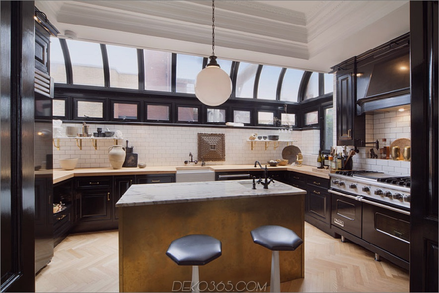 Greenwich Village Penthouse