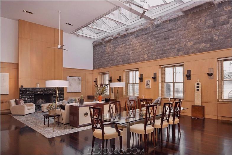 Luxuriöses Duplex-Penthouse mit Atrium