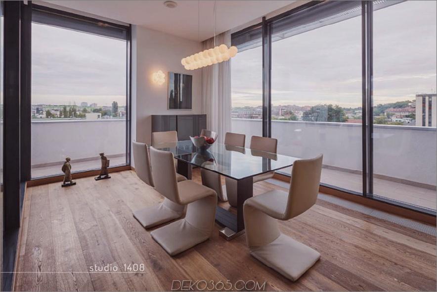 Maisonette-Penthouse-Wohnung von Studio 1408