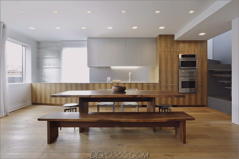 Penthouse-Maisonette in New York