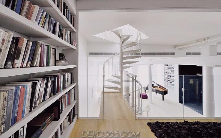 Soho Penthouse von David Hotson