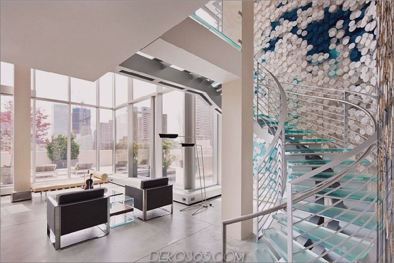 Markantes Tribeca-Duplex-Penthouse