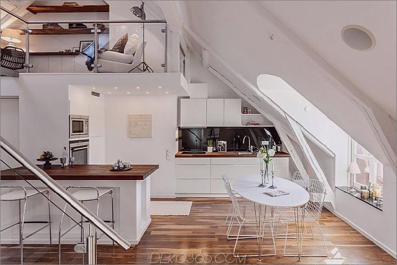 Schwedisches Penthouse im Roeda Bergen