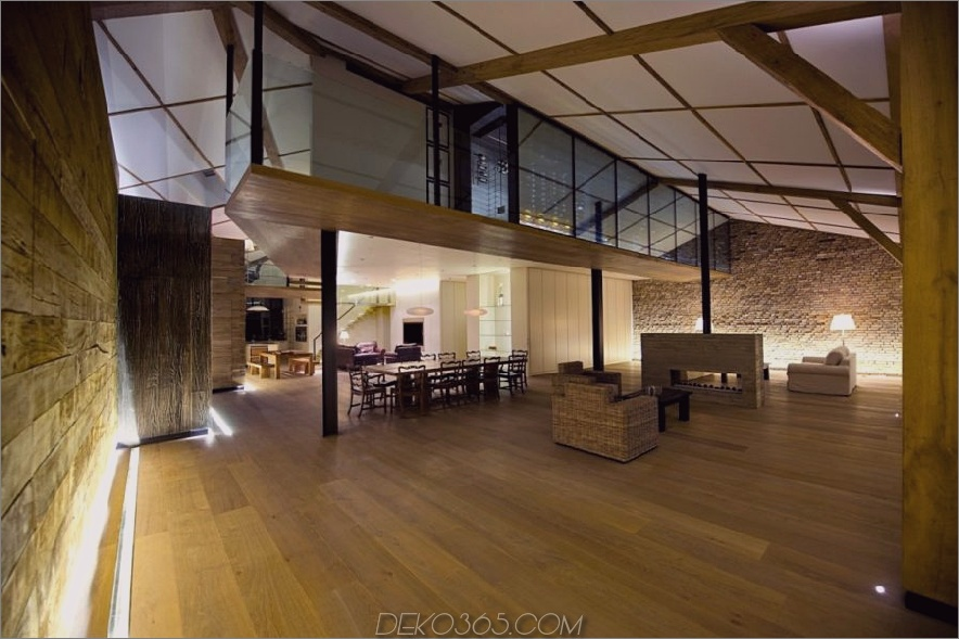 Tex Tonic House von Paul McAnerary Architects