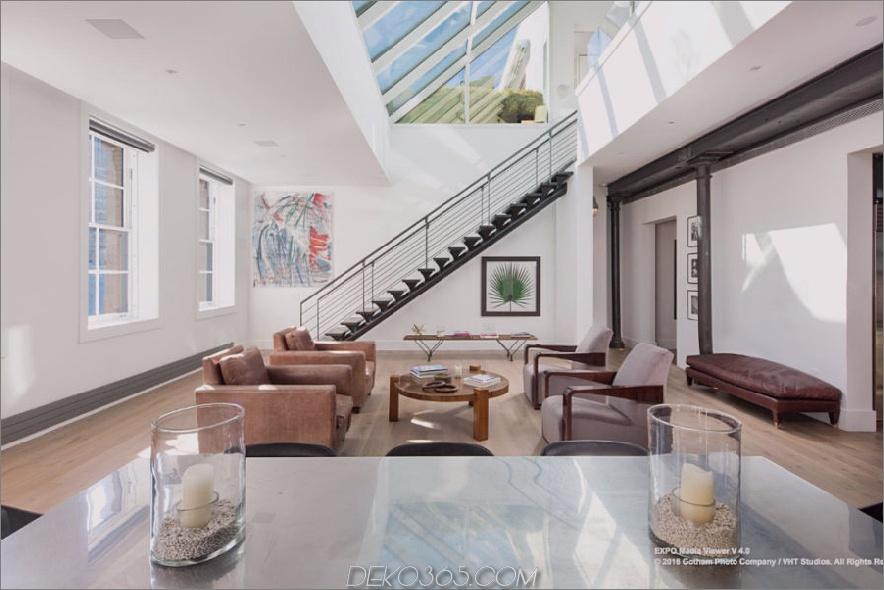 Jennifer Lawrences Duplex-Penthouse in Tribeca