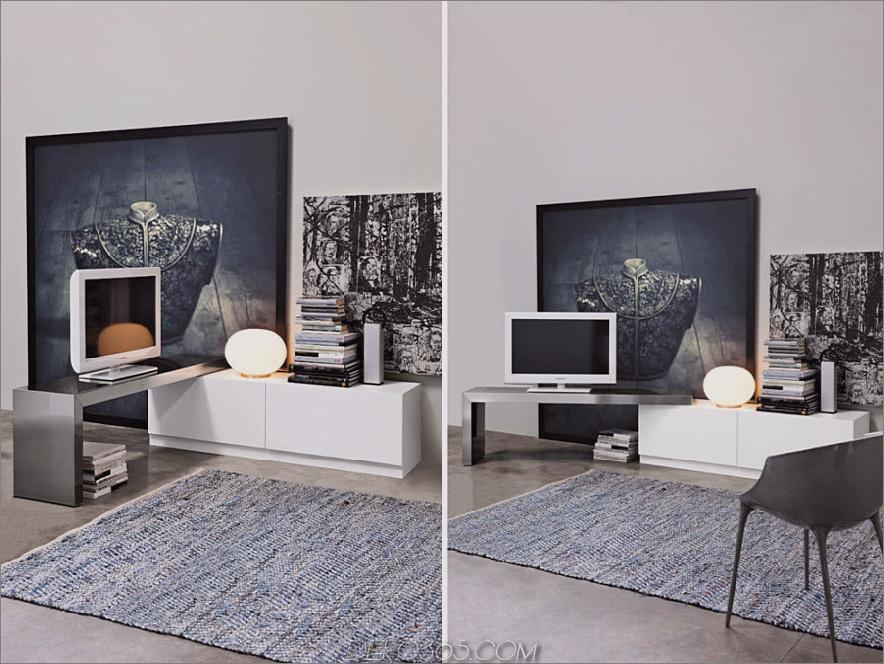 360 TV-Ständer von Ronda Design