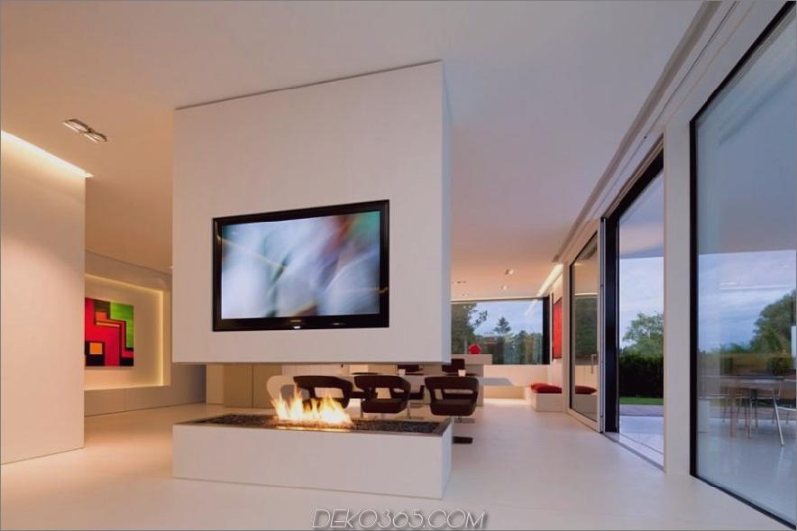 HI-MACS House von Karl Dreer und Bembé Dellinger Architects