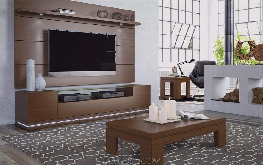 Manhattan Comfort Vanderbilt TV-Ständer