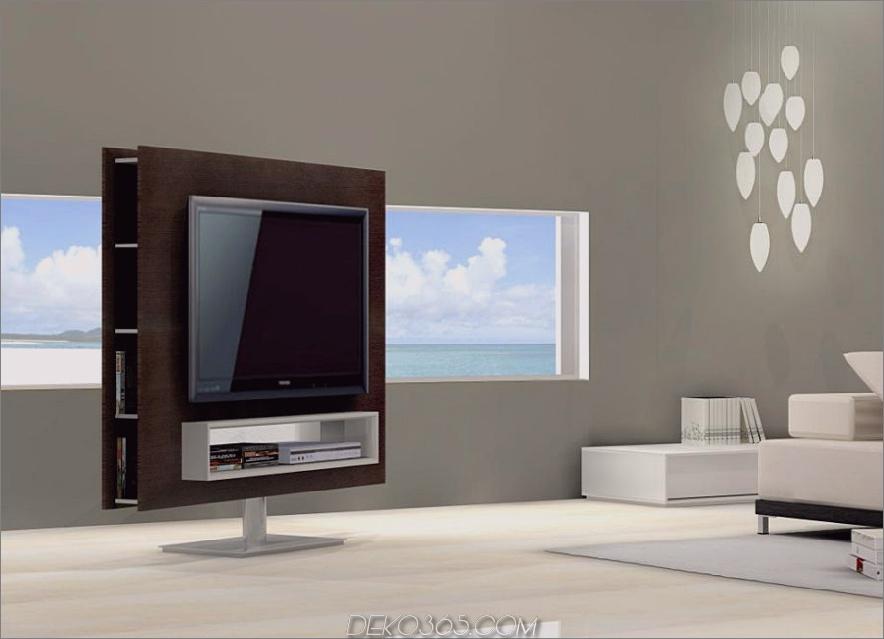 Porto Premium Schwenker TV-Einheit