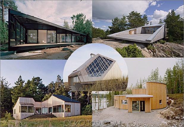 5 geometrische Hausdesigns mit super anspruchsvoller Holzarchitektur_5c58f5e7e2fd9.jpg