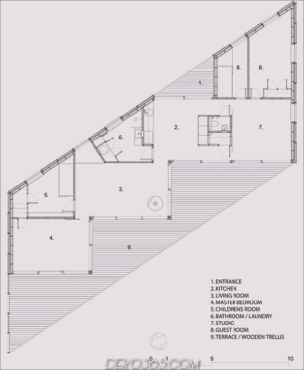 5 geometrische Hausdesigns mit super anspruchsvoller Holzarchitektur_5c58f5ea357e7.jpg