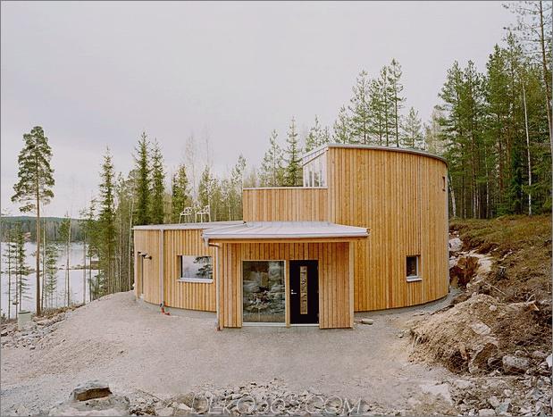 5 geometrische Hausdesigns mit super anspruchsvoller Holzarchitektur_5c58f5ecc9d70.jpg