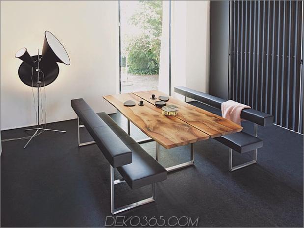 authentischer Tisch von girsberger 1 thumb 630x472 10167 5 Looks, 5 Girsberger Esstische, Bänke und Stühle