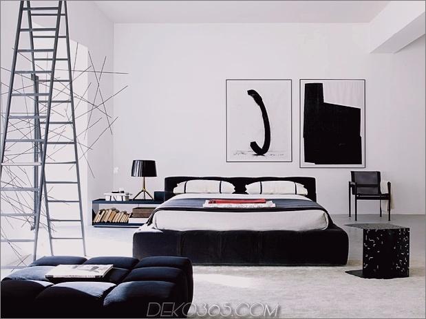 schlafzimmer-mit-schwarz-farbakzenten-bb-italia-tufty-bed.jpg