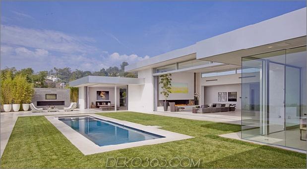 70er Jahre Haus verwandelt modernes Meisterwerk 2 Pool thumb 630xauto 41368 70er Jahre Haus verwandelt sich in modernes Beverly Hills Masterpiece